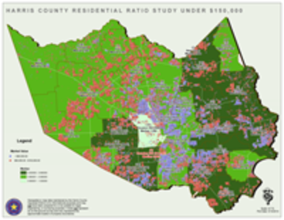 Thumb Residential Ratio Study Under 150000 Map 2014
